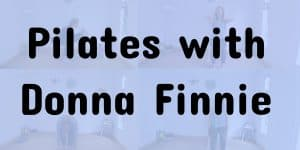 Pilates with Donna Finnie