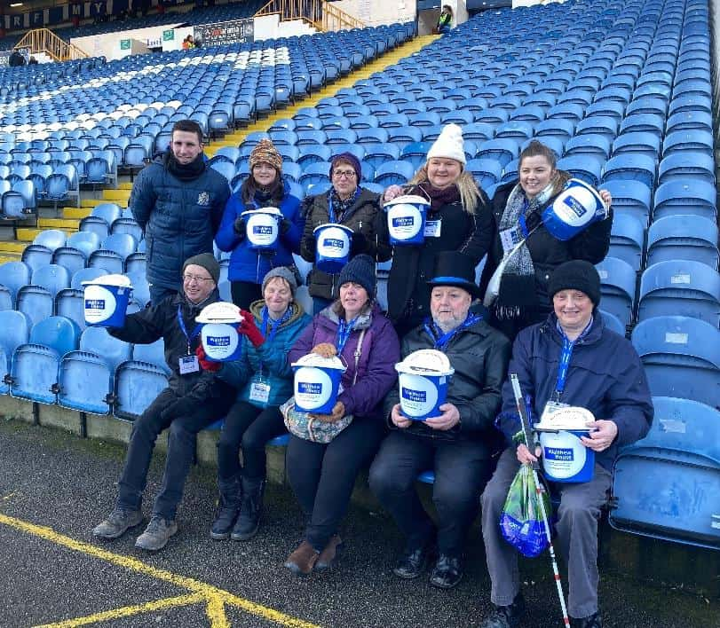 Stockport County FC Bucket Collection