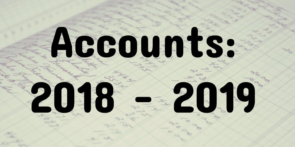 Accounts 2018 – 2019