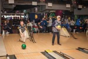 Blind Bowling