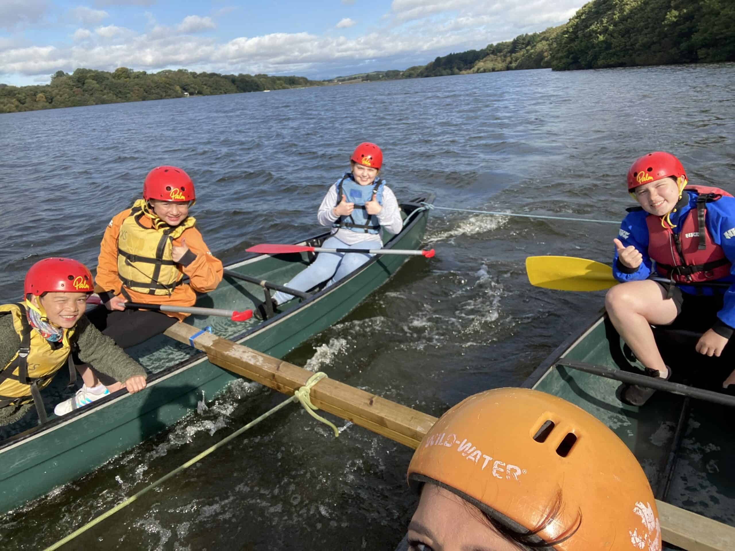 Youth Club Residential – Sept 2020