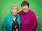 9 Volunteers Ann and Brenda